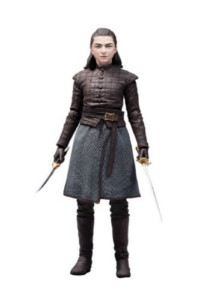 GAMES OF THRONES FIGURE: ARYA STARK 18 CM