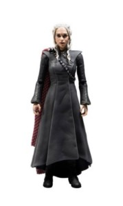 GAMES OF THRONES FIGURE: DAENERYS 15 CM