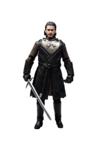 GAMES OF THRONES FIGURE: JON SNOW 15 CM