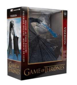 GAMES OF THRONES FIGURE: VISERION ICE 23 CM