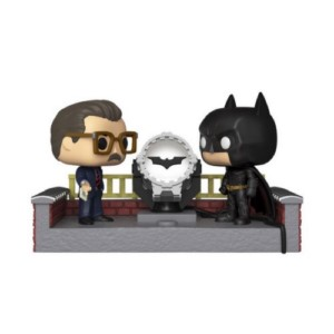 POP FIGURE BATMAN: LIGHT BAT SIGNAL