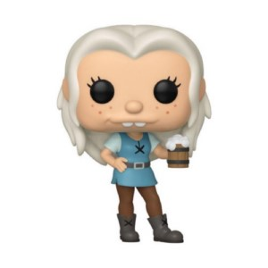 POP FIGURE DISENCHANTMENT: BEAN