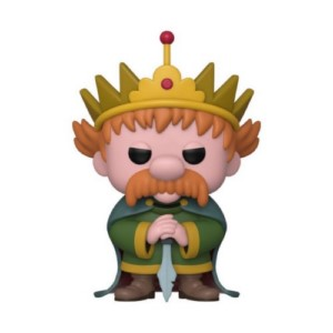 POP FIGURE DISENCHANTMENT: KING ZOG
