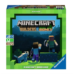MINECRAFT THE BOARD GAME (SPANISH)