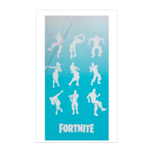 FORNITE CHARACTERS TOWEL 70 x140