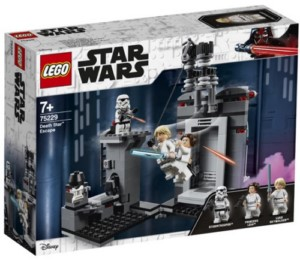 LEGO STAR WARS ESCAPE FROM DEATH STAR