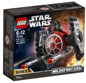 LEGO STAR WARS MICROFIGHTER TIE FIGHTER