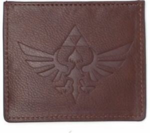 ZELDA DEBASED LOGO WALLET