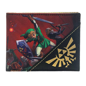 ZELDA OCARINA OF TIME 3D WALLET