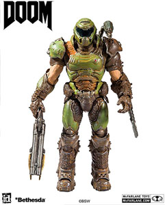 DOOM ACTION FIGURE 18 CM