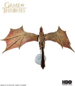 GAME OF THRONES FIGURE: VISERION NORMAL 23 CMS