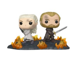 POP FIGURE GAME OF THRONES: DAENERYS & JORAH