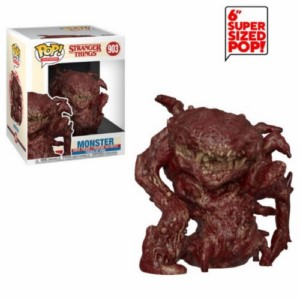 POP FIGURE STRANGER THINGS: MONSTER 15 CM