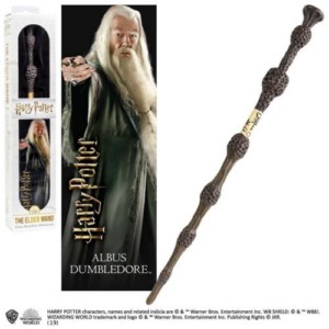 HARRY POTTER PVC WAND DUMBLEDORE 30 CM