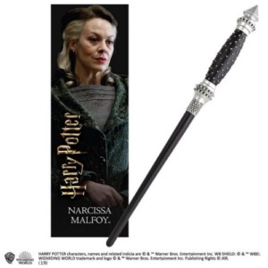 HARRY POTTER PVC WAND NARCISSA MALFOY 30 CM