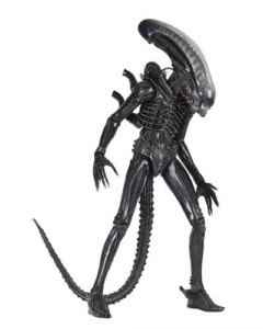 ALIEN FIGURE: 40 ANIVERSARIO ULTIMATE ALIEN 1/4