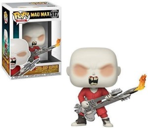 POP FIGURE MAD MAX: COMA-DOOF UNMASKED