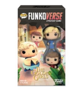 FUNKOVERSE STRATEGY GAME - GOLDEN GIRLS EXPANDALONE