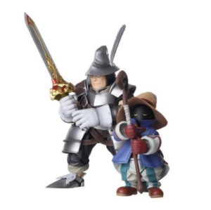 FINAL FANTASY FIGURE PACK VIVI & STEINER