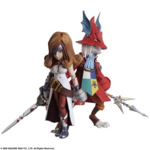 FINAL FANTASY IX FREYA & BEATRIX FIGURE PACK