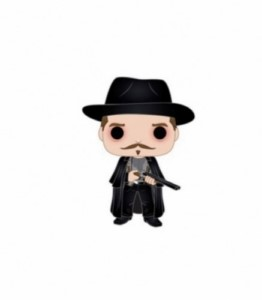 POP FIGURE TOMBSTONE: DOC HOLLIDAY