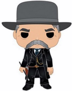 POP FIGURE TOMBSTONE: VIRGIL EARP