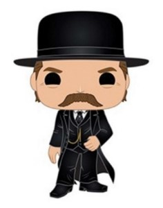 POP FIGURE TOMBSTONE: WYATT EARP