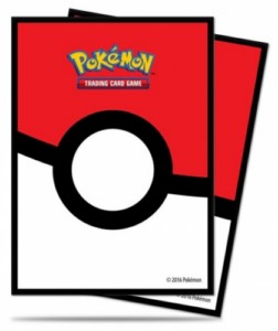 ULTRA PRO POKEMON POKEBALL SLEEVES (65)