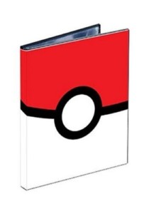 ULTRA PRO POKEMON POKEBALL 4 POCKET PORTFOLIO