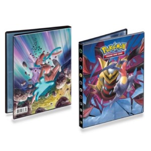 ULTRA PRO POKEMON  4 POCKET SUN & MOON PORTFOLIO