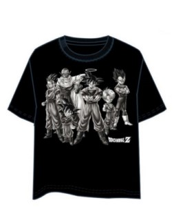 DRAGON BALL T-SHIRT HEROES XXL