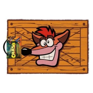 CRASH BANDICOOT DOORMAT 40x60