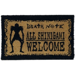 DEATH NOTE SHINIGAMI DOORMAT 40x60