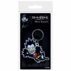 DEATH NOTE RYUK RUBBER KEYCHAIN