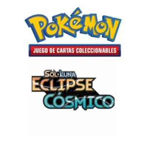 POKEMON SOL Y LUNA ECLIPSE COSMICO (8) DECKS