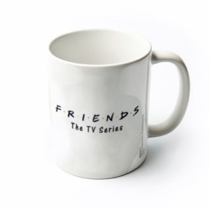 FRIENDS LOGO MUG