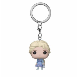POP KEYCHAIN FROZEN 2 ELSA