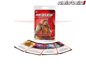 ARISTEIA! - ADVANCED TACTICS DECK (SPANISH)
