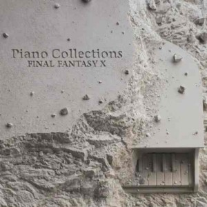 ORIGINAL SOUNDTRACK CD FINAL FANTASY X PIANO
