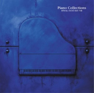ORIGINAL SOUNDTRACK CD FINAL FANTASY VII PIANO COLL