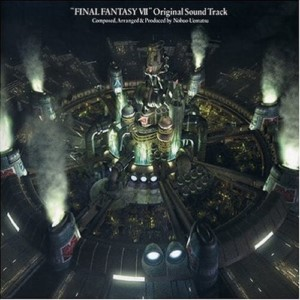 ORIGINAL SOUNDTRACK CD FINAL FANTASY VII (4)
