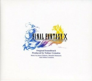 ORIGINAL SOUNDTRACK CD FINAL FANTASY X (4)