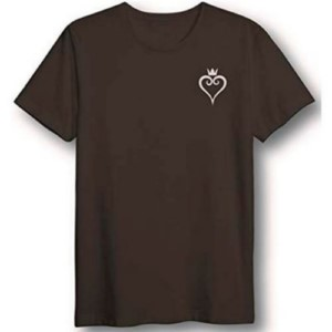 KINGDOM HEARTS CORAZON S T-SHIRT
