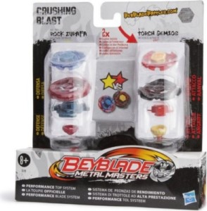 BEYBLADE ASSORTED DOUBLE FIGURE
