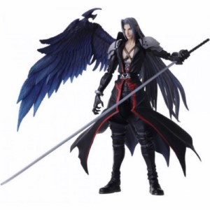 FINAL FANTASY VII SEPHIROTH ANOTHER FORM 18 CM