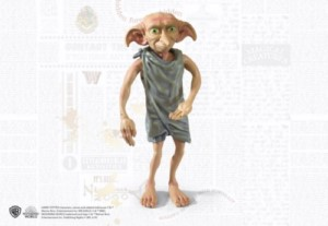 HARRY POTTER MALLEABLE DOBBY FIGURE 19 CM