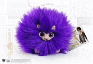 HARRY POTTER PYGMY PURPLE PLUSH 15 CM