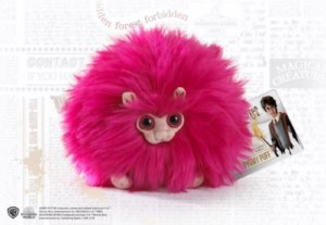 HARRY POTTER PYGMY PINK PLUSH 15 CM
