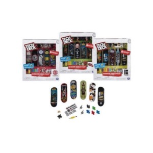 TECH DECK ASSORTED BONUS PACK