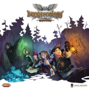DUNGEONOLOGY CORE GAME DISPLAY (6) (SPANISH)